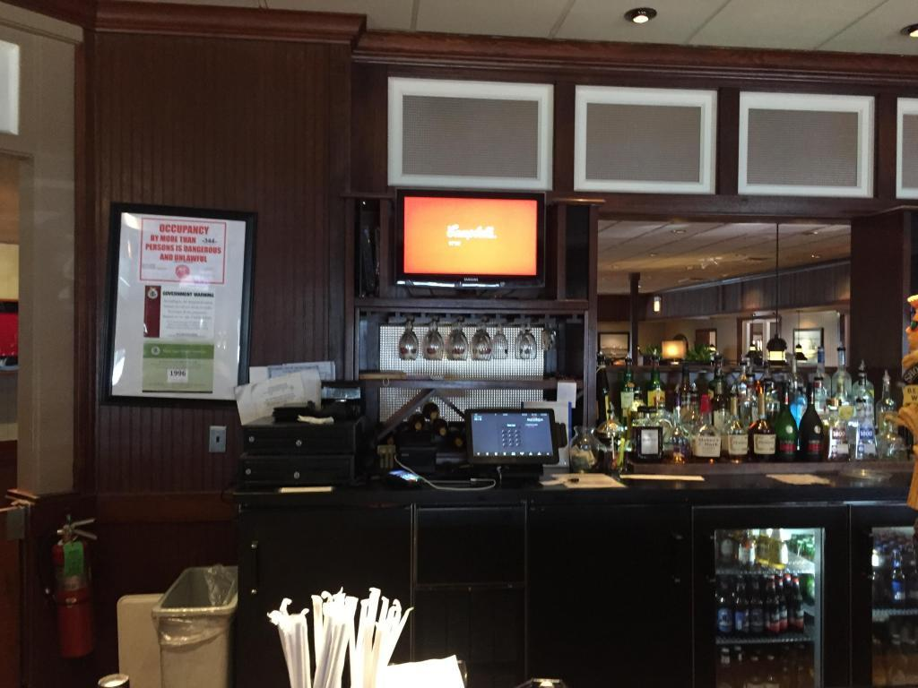 red lobster bar