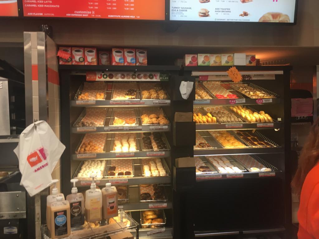 telldunkin free donut