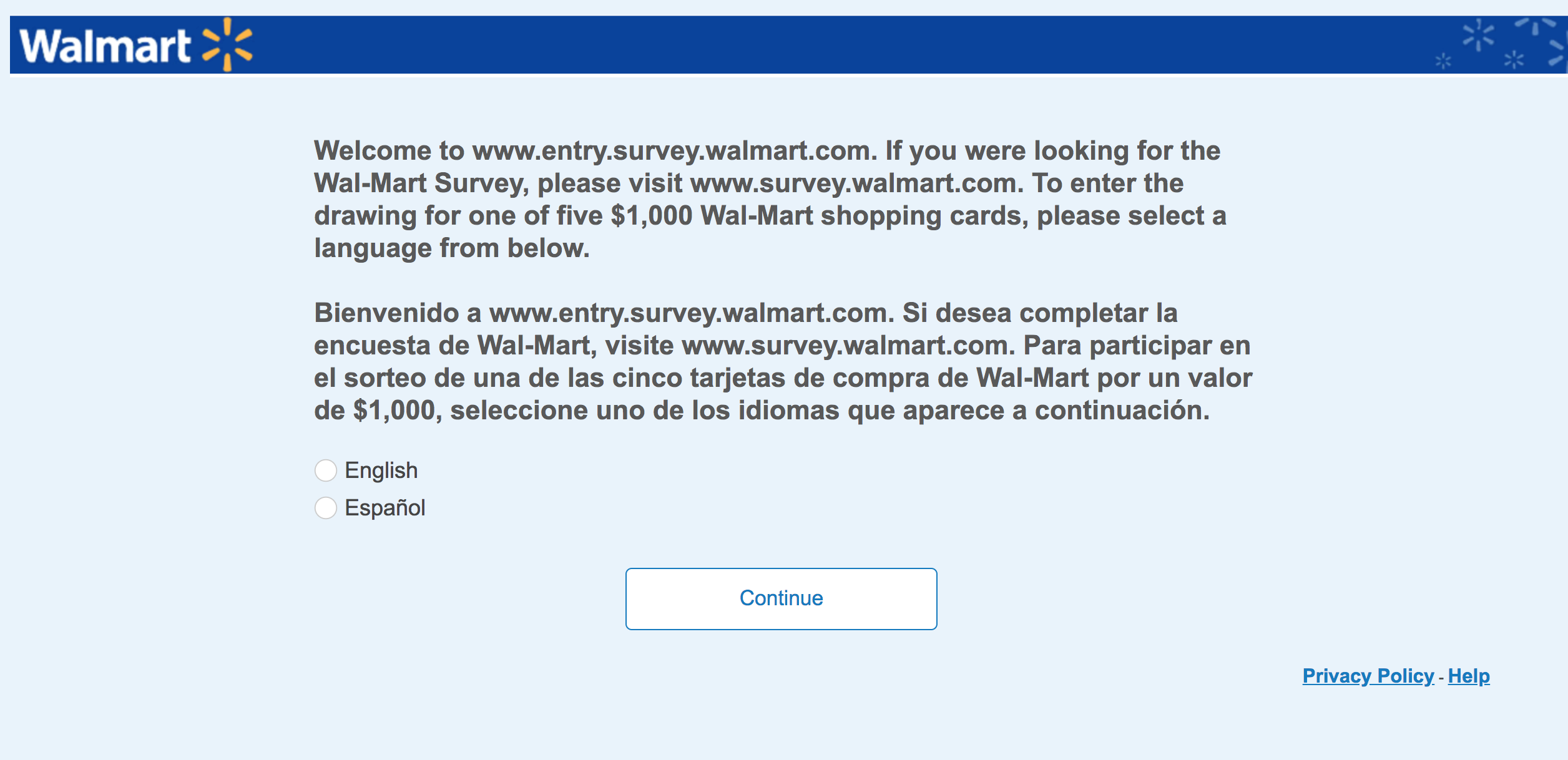 www survey walmart com | Take Walmart® Survey To Win $1,000 Prize