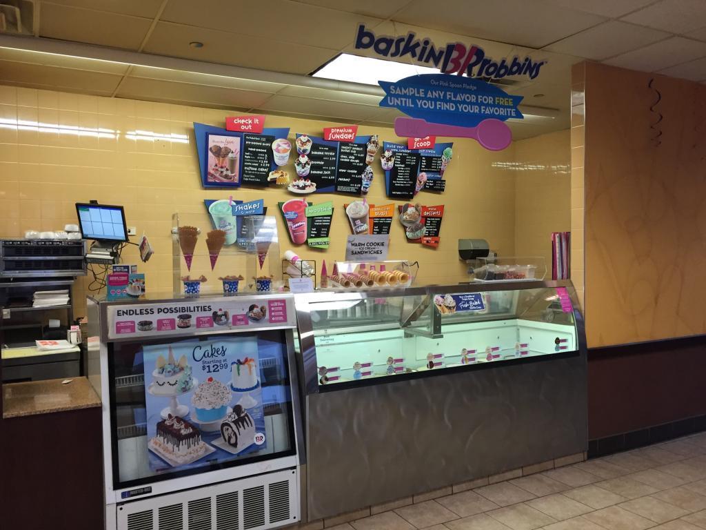 baskin robbins flavors