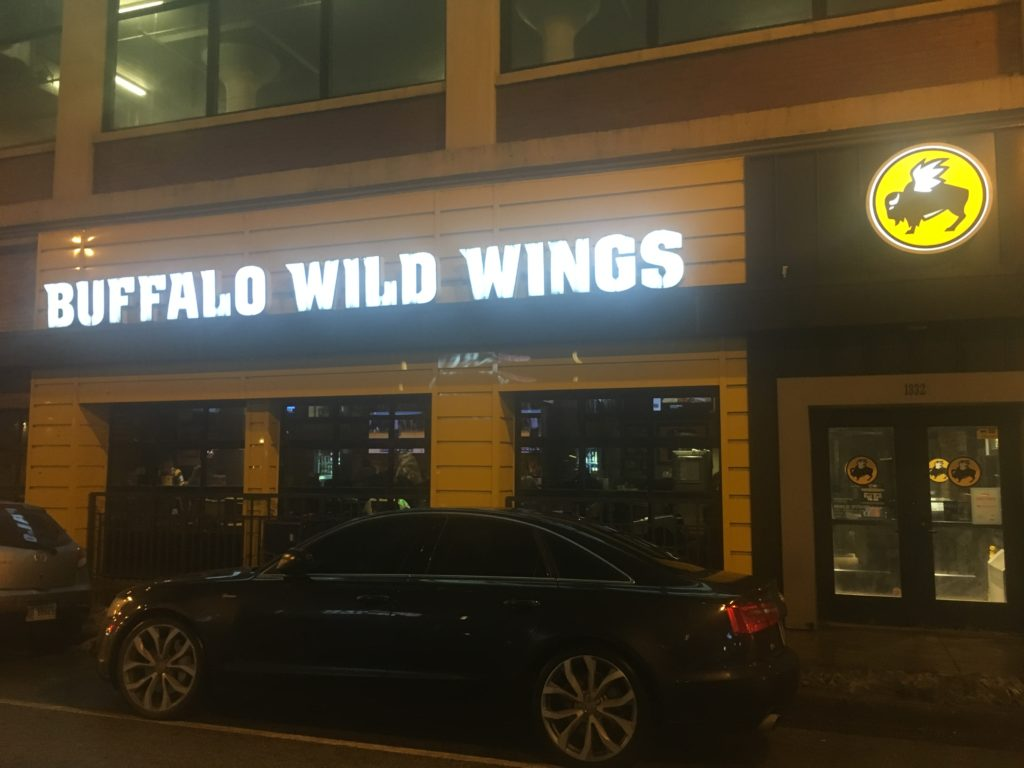 contact buffalo wild wings