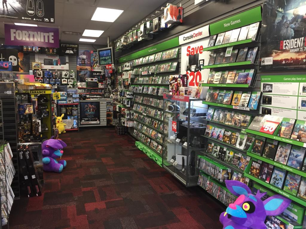 gamestop fortnite