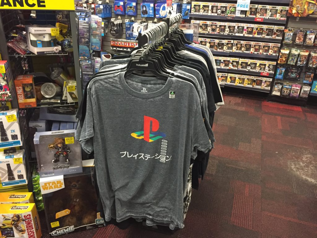 gamestop shirts