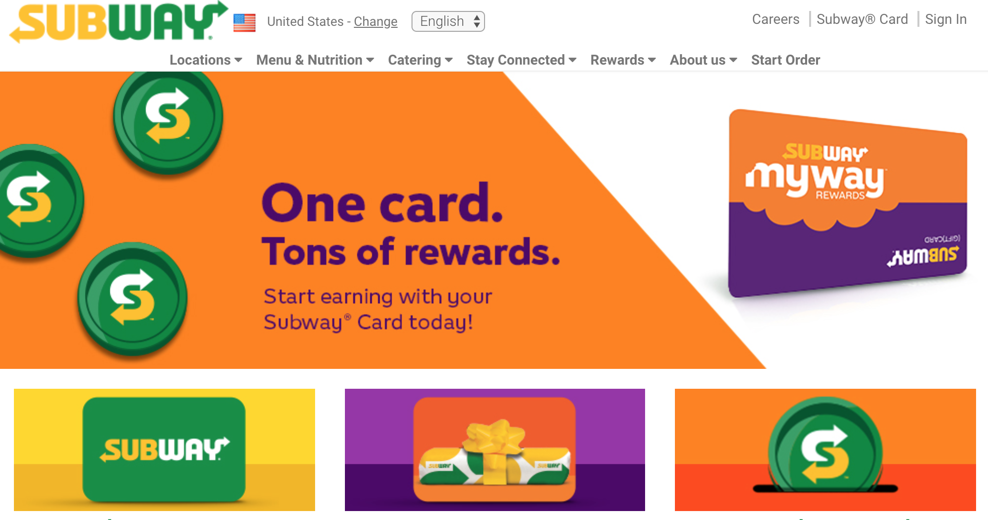 Image result for subway card