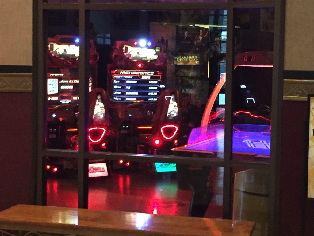 cinemark arcade