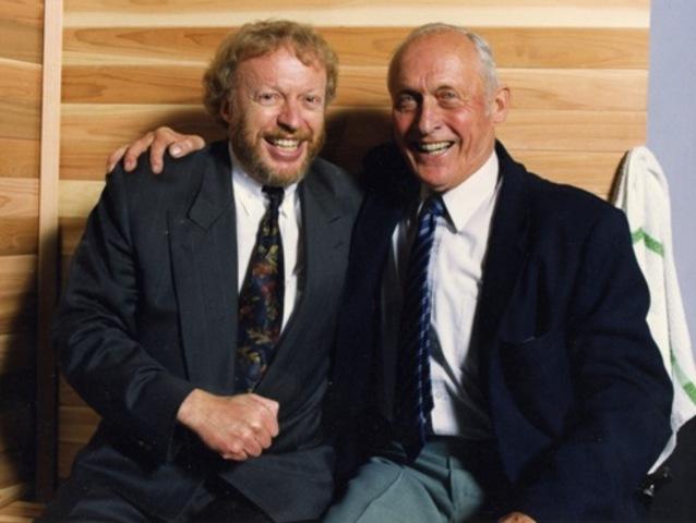 bill bowerman and phil knight nike founders