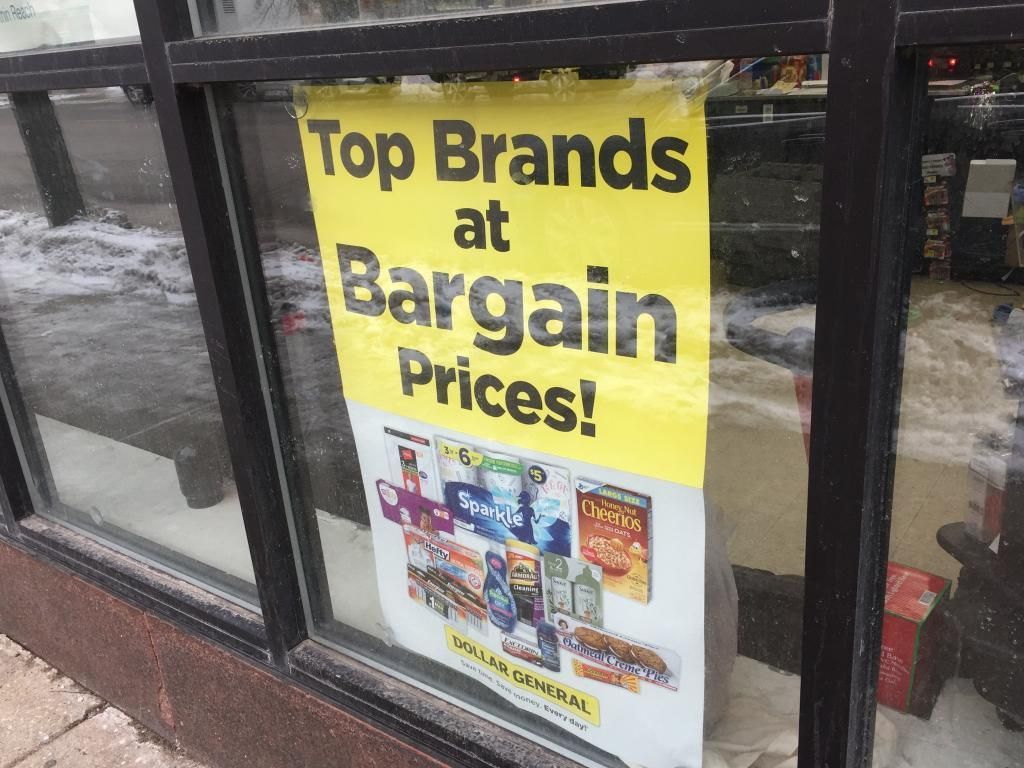dollar general bargains