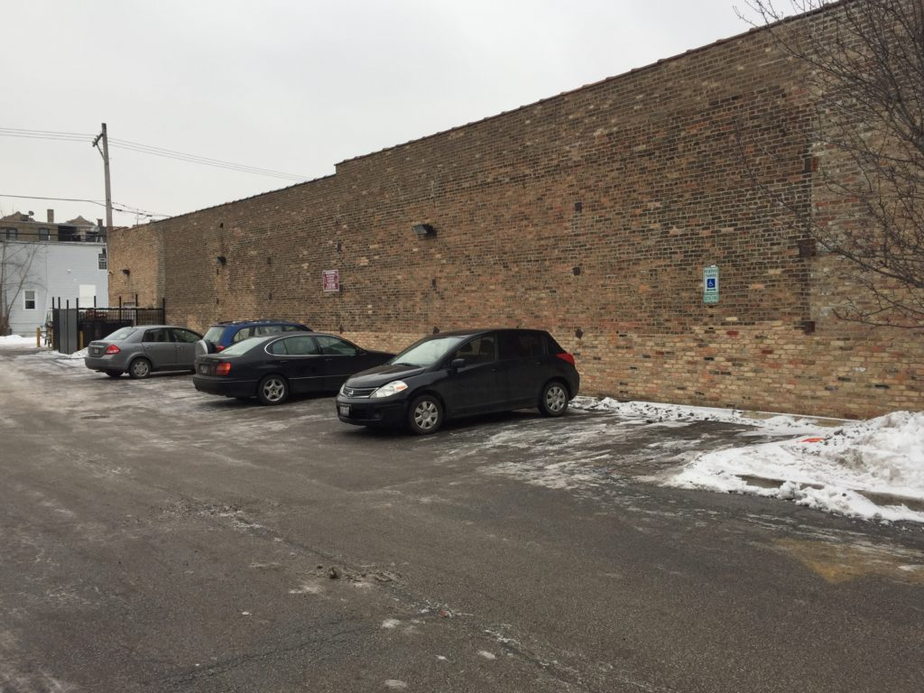 dollar general parking lot