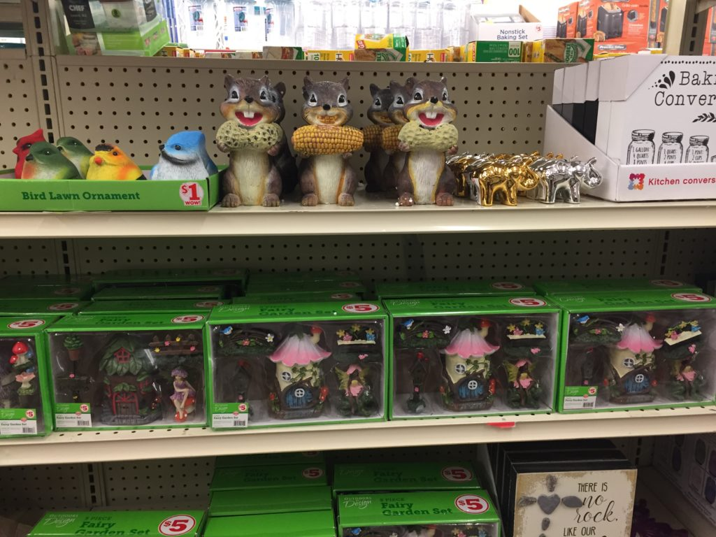 family dollar chipmunks