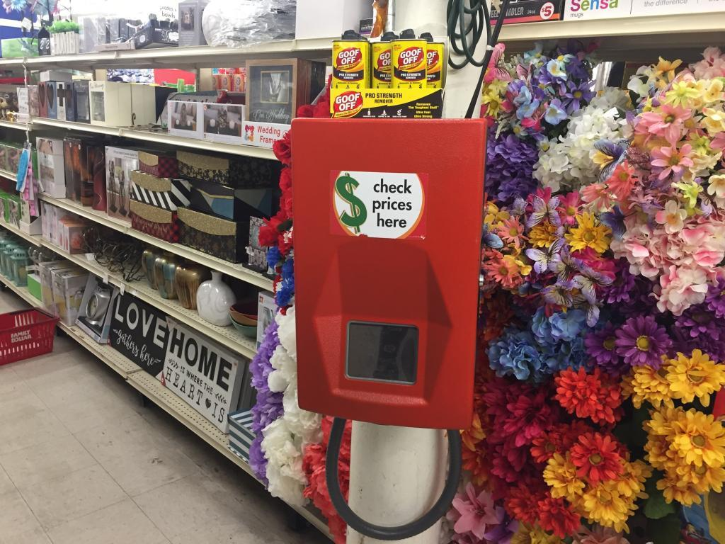 family dollar price checker