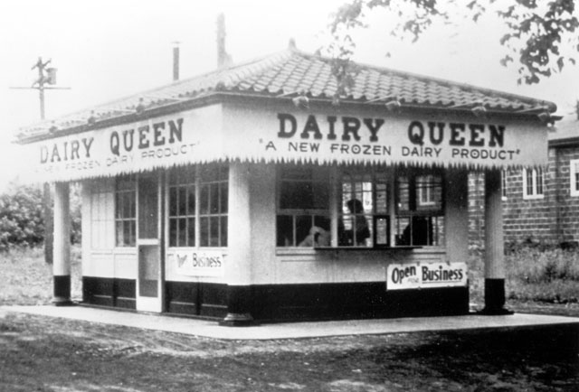 first dairy queen 1940