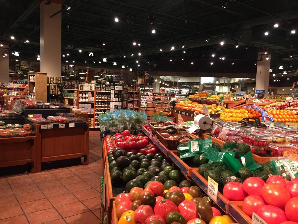 fresh market inside