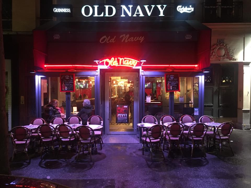old navy paris bar