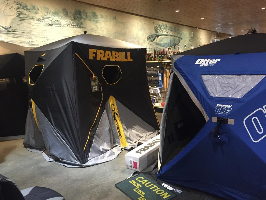 bass pro tents