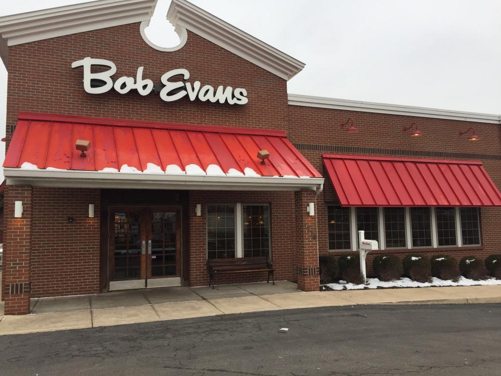 bob evans front