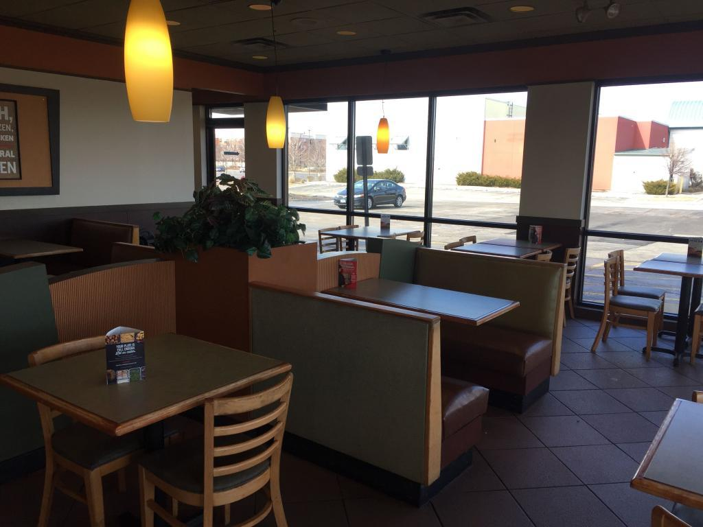 boston market booths
