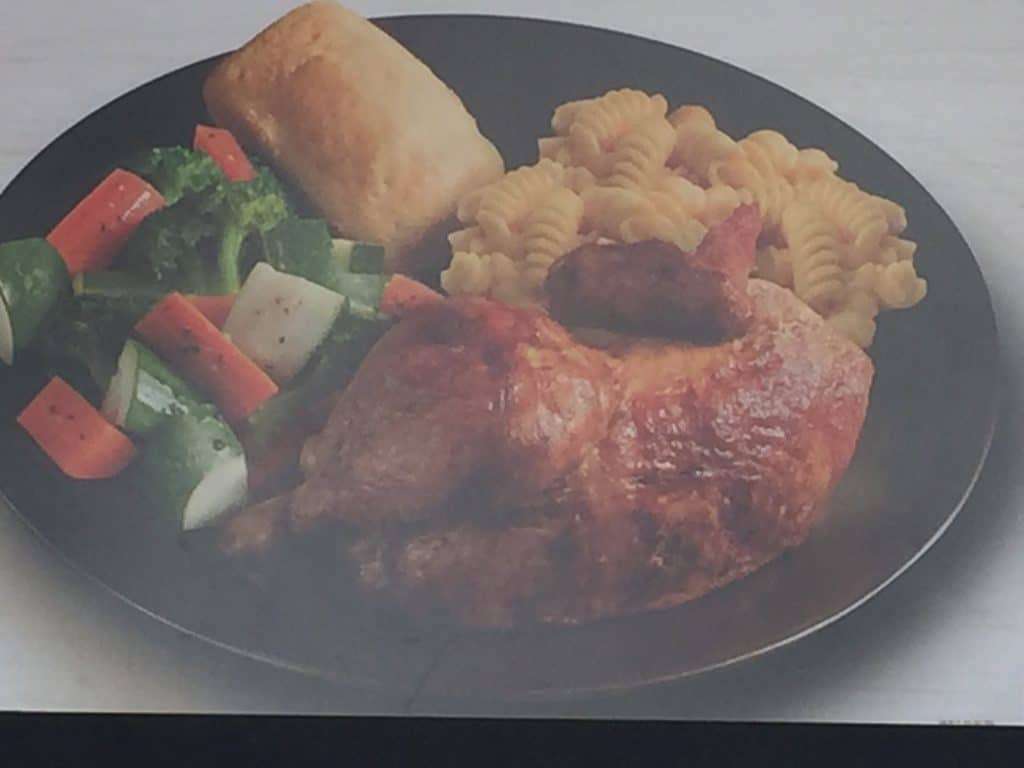 boston market meal
