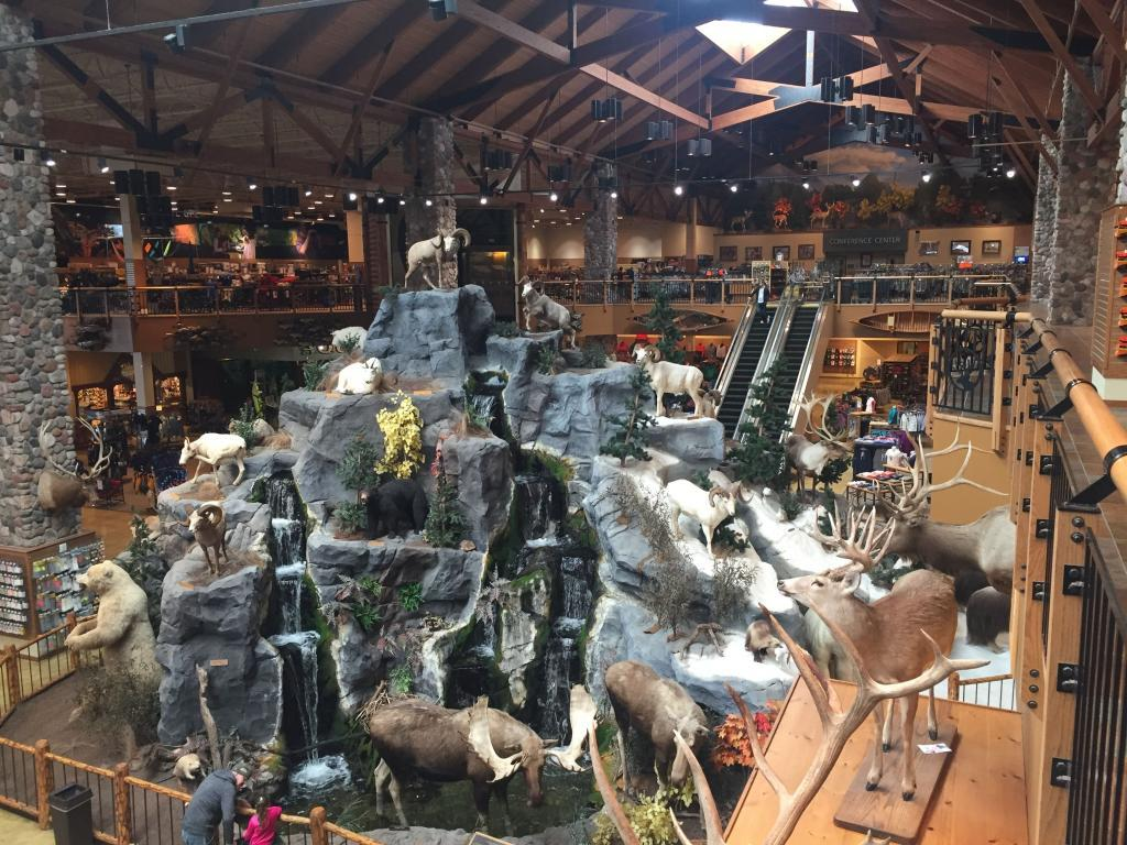 cabelas in store mountain