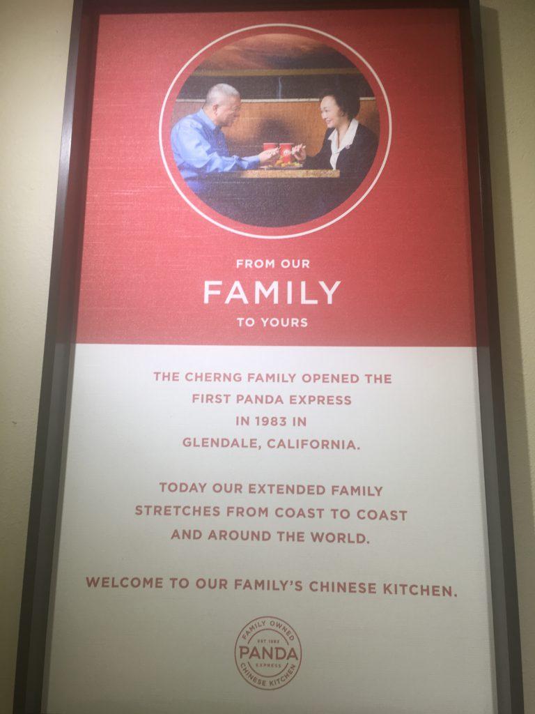 cherng family panda express