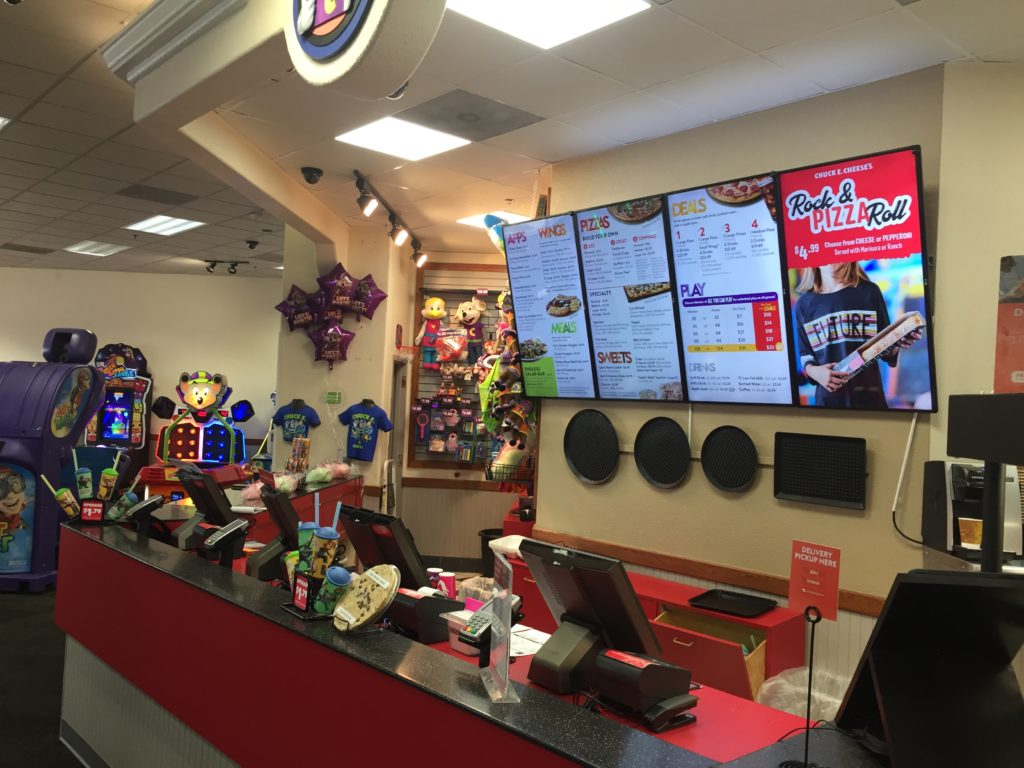 chuckecheese customer service