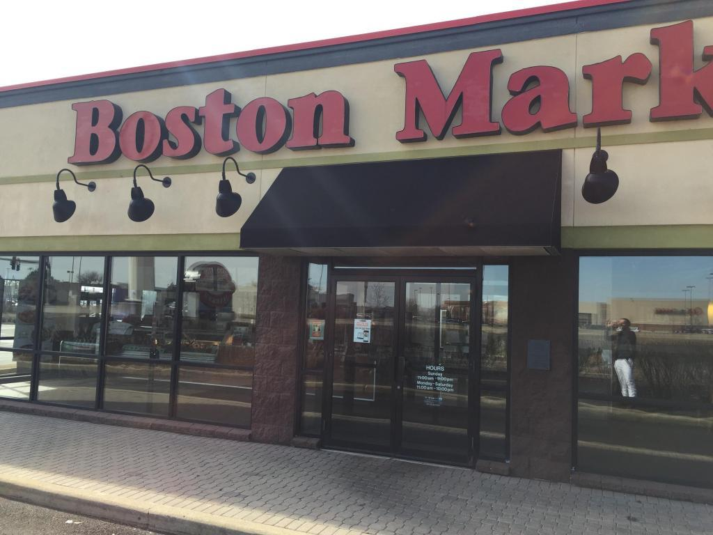 contact boston market