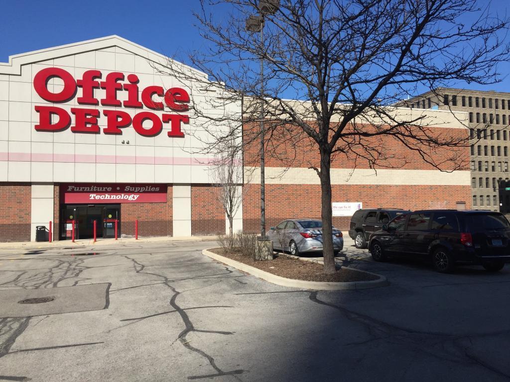 contact office depot