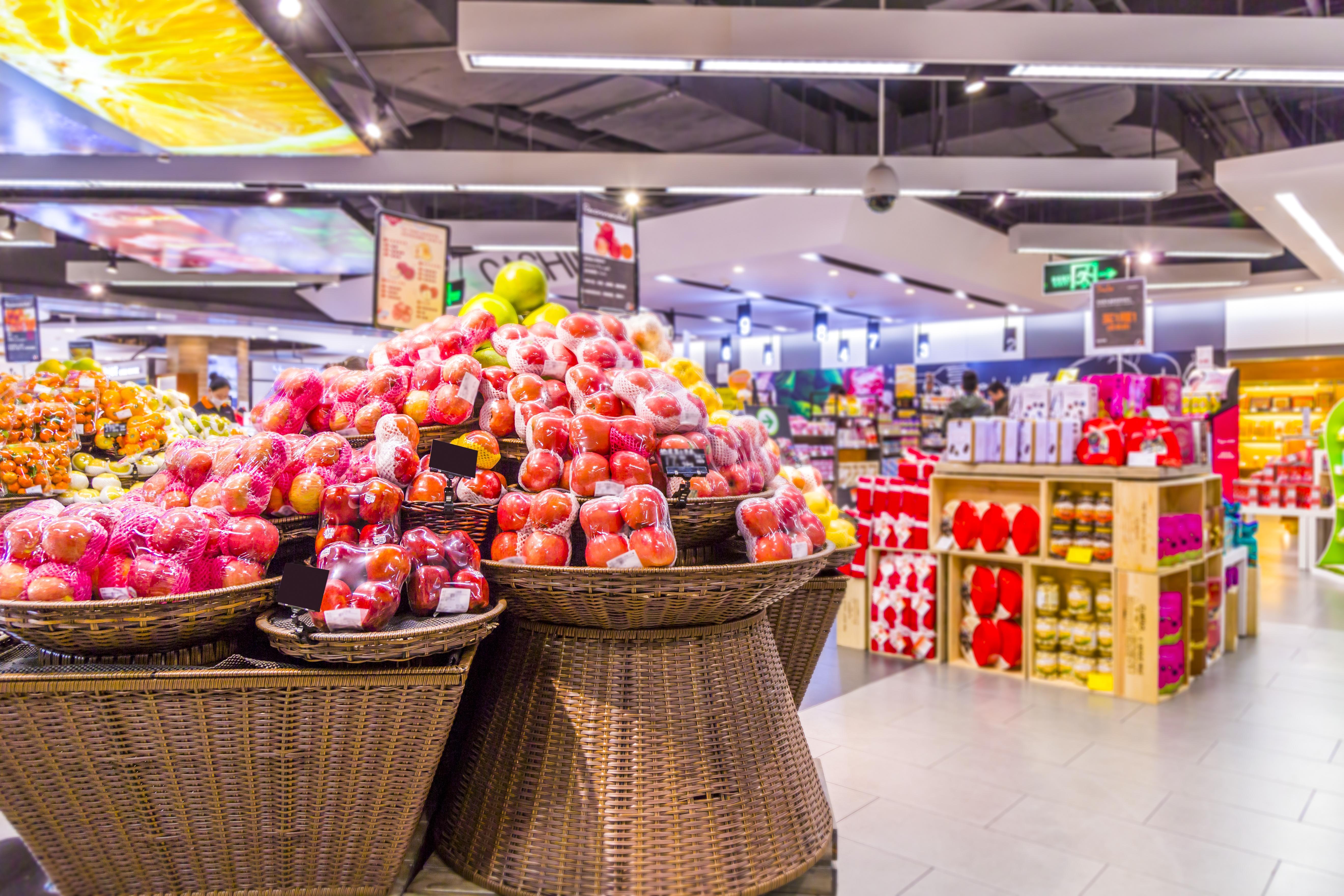 hy-vee grocery