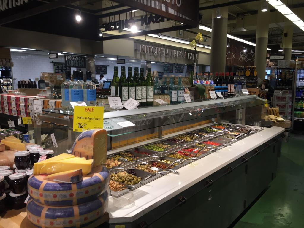 inside whole foods