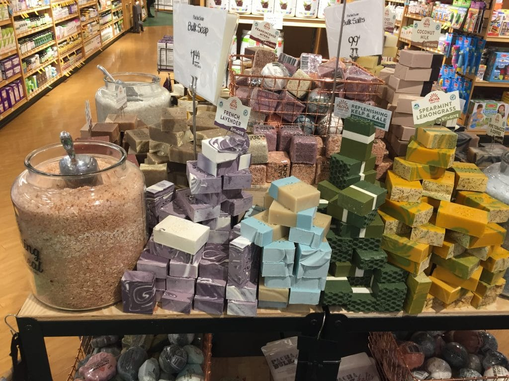 whole foods soaps
