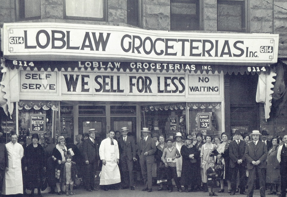 first loblaws