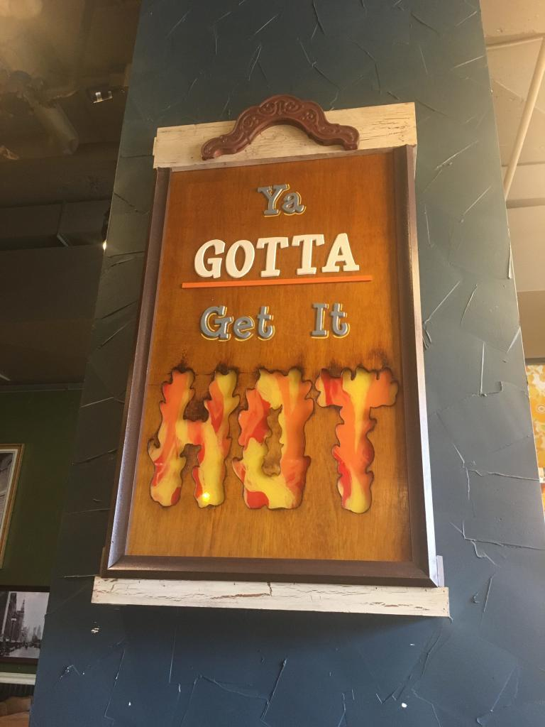 potbelly gotta get it hot